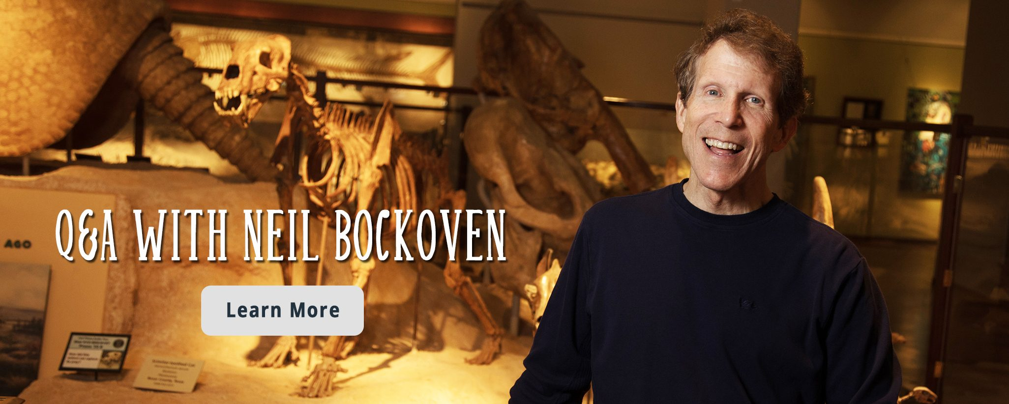 Q&A with Neil Bockoven